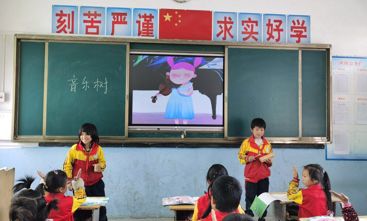 Feedback from MGEF program in Guizhou, China